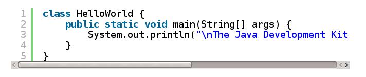 SyntaxHighlighter Evolved - Java Example